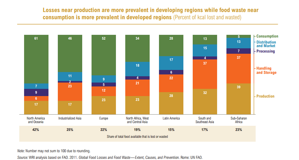 major patterns of food production and distribution These variable patterns of hunger result not only from skewed food distribution within regions based on differential political and economic resources, but also from selective marketing, and from non-market political policies of food extraction or assistance.